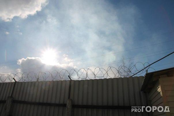 В Кировской области из колонии сбежал заключенный