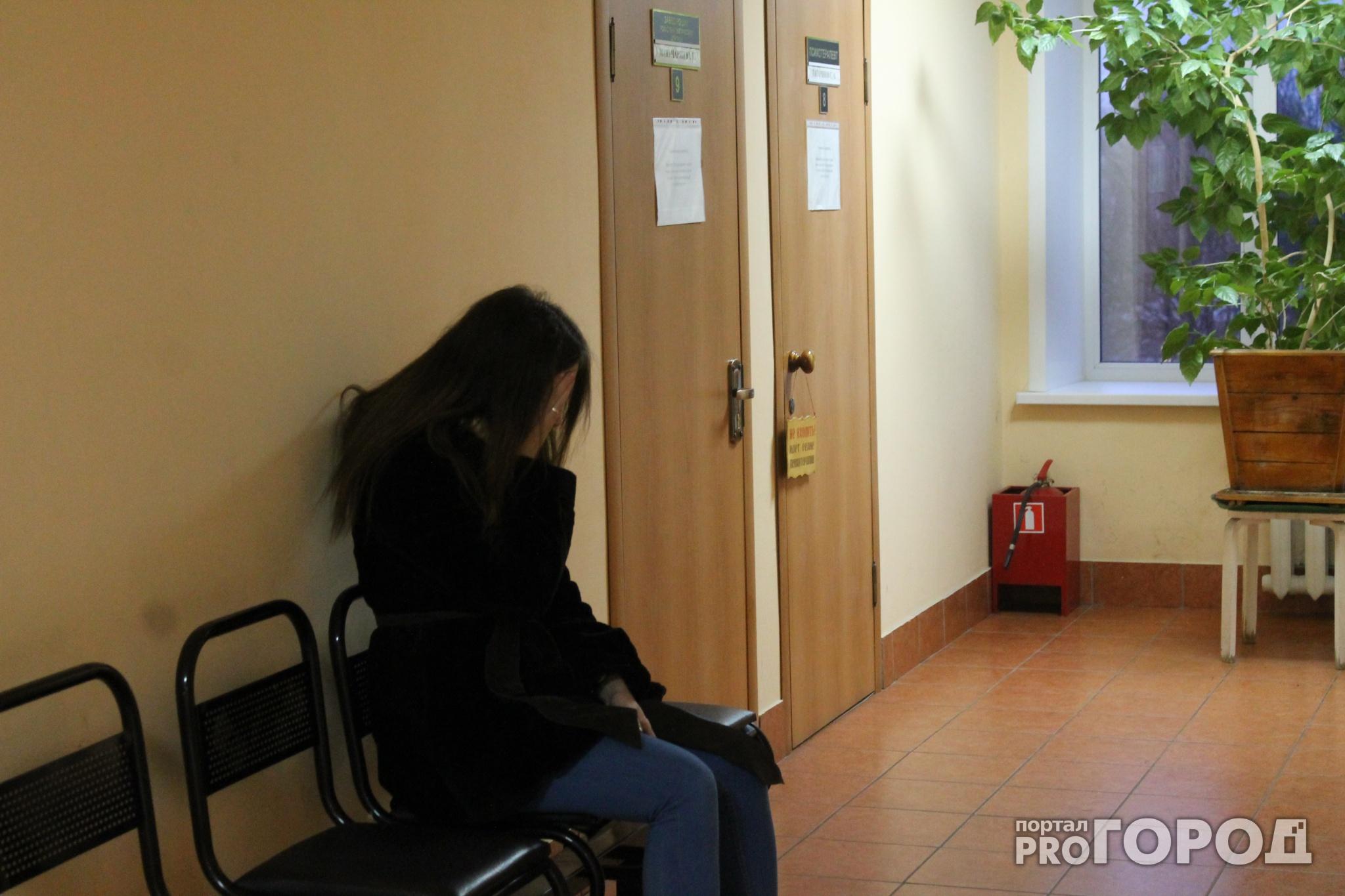 В Чепецке бизнесвумен поместили в психиатрический диспансер