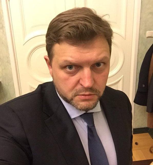 Никита Белых похудел на 17 килограммов