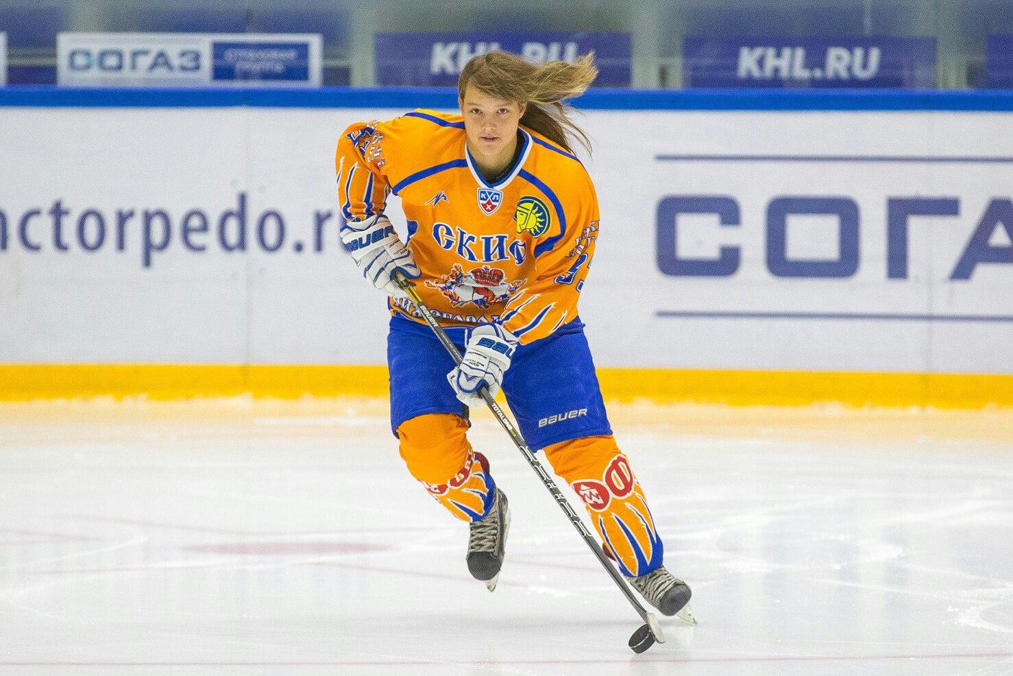 Бронзовая чемпионка мира по хоккею из Чепецка: «Однажды мне пришлось ударить соперницу»
