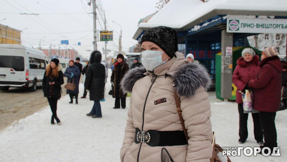 В Кировской области 28 человек заболели свиным гриппом