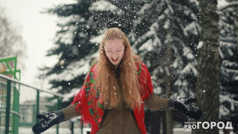 Прогноз погоды: чепчан ждет теплый февраль