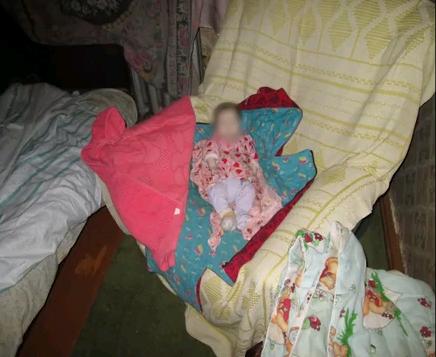 В Чепецке в одной из квартир обнаружено тело двухмесячной девочки