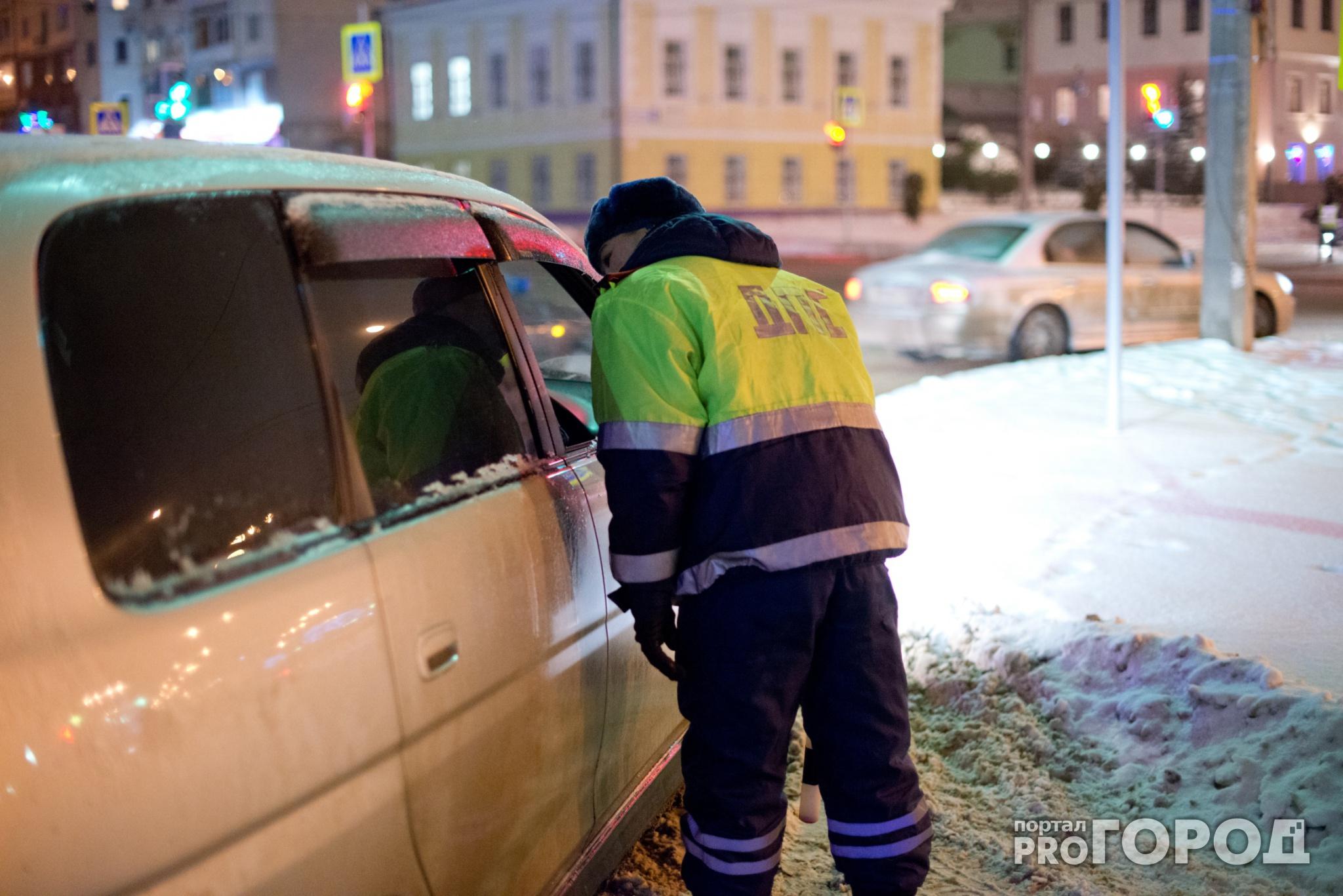 Кировский инспектор ГИБДД помог своим коллегам избежать штрафов за превышение скорости