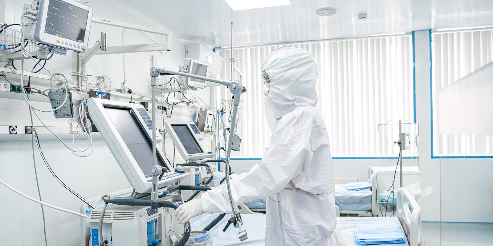 В оперштабе рассказали о заболевших коронавирусом в Чепецке и в области