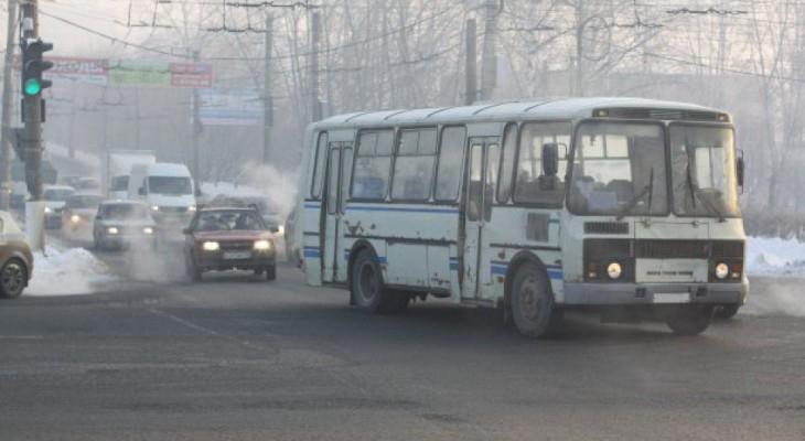Опубликован график движения автобусов в Кирово-Чепецке на 2021 год