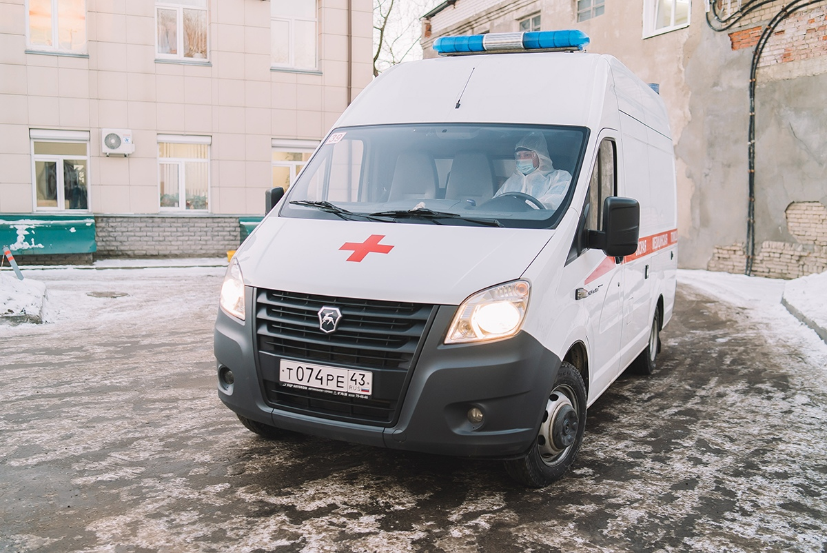 В Кировской области возросло число пациентов с COVID-19 в тяжелом состоянии