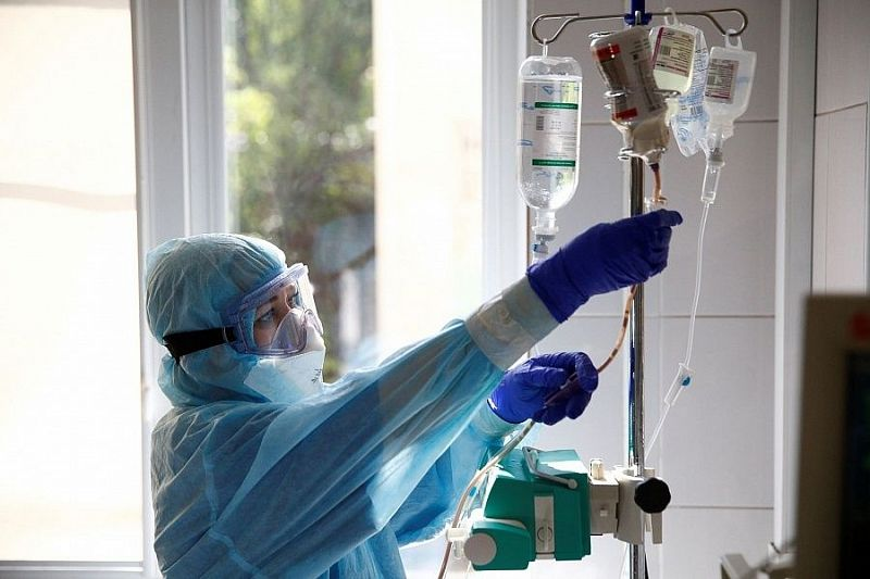 Известно, сколько человек заразились COVID-19 в Кирово-Чепецке за сутки