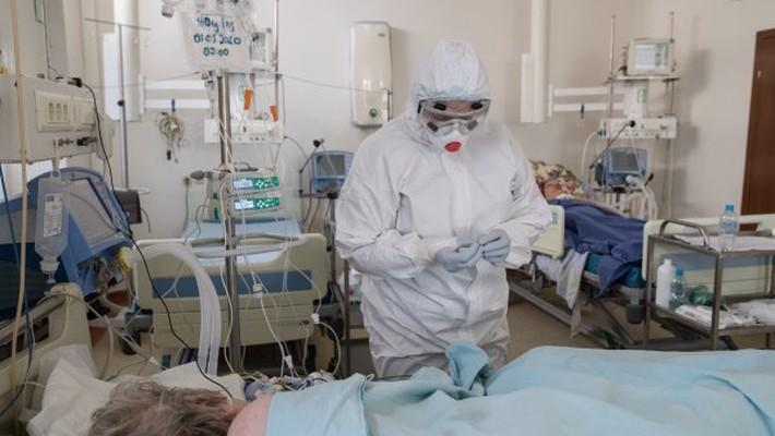 За сутки 244 человека в Кировской области заболели COVID-19