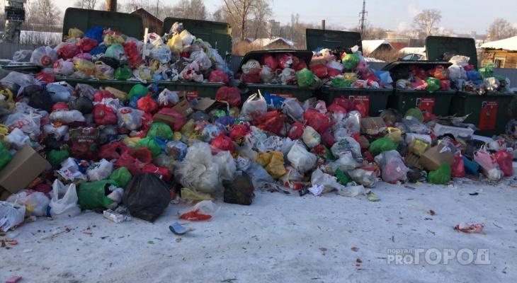 Известно, кто будет вывозить мусор в Кирово-Чепецке