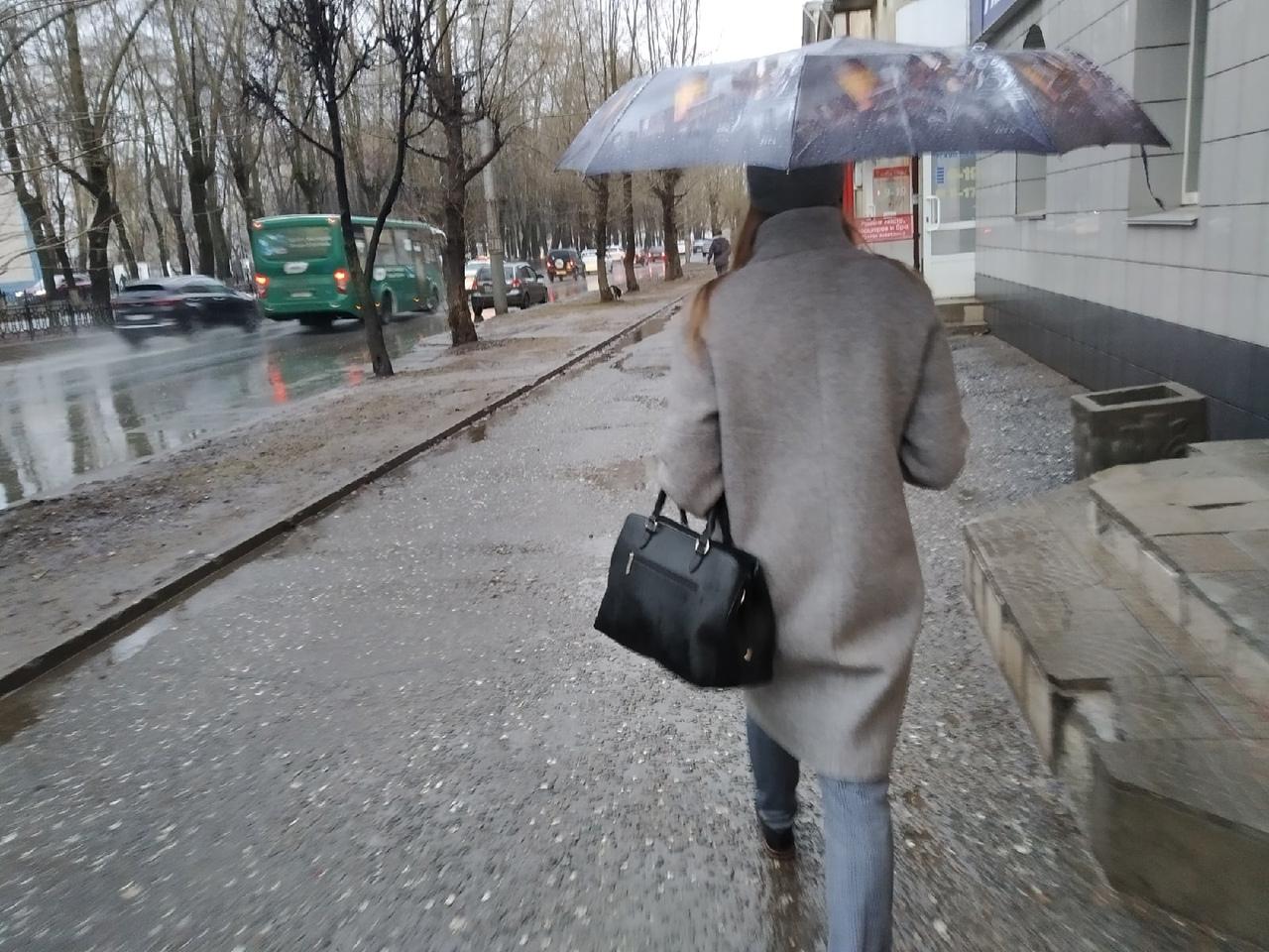 В Кировской области будет холодный и дождливый май с частыми грозами