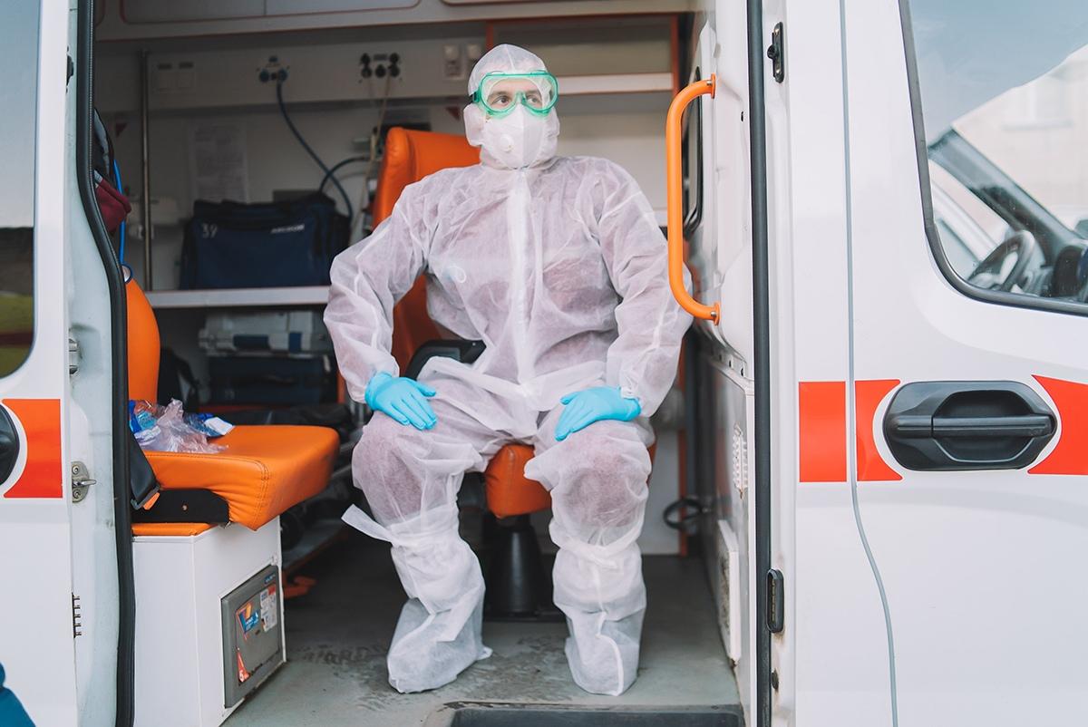 В минздраве рассказали о новых случаях заболевания COVID-19 в Кировской области