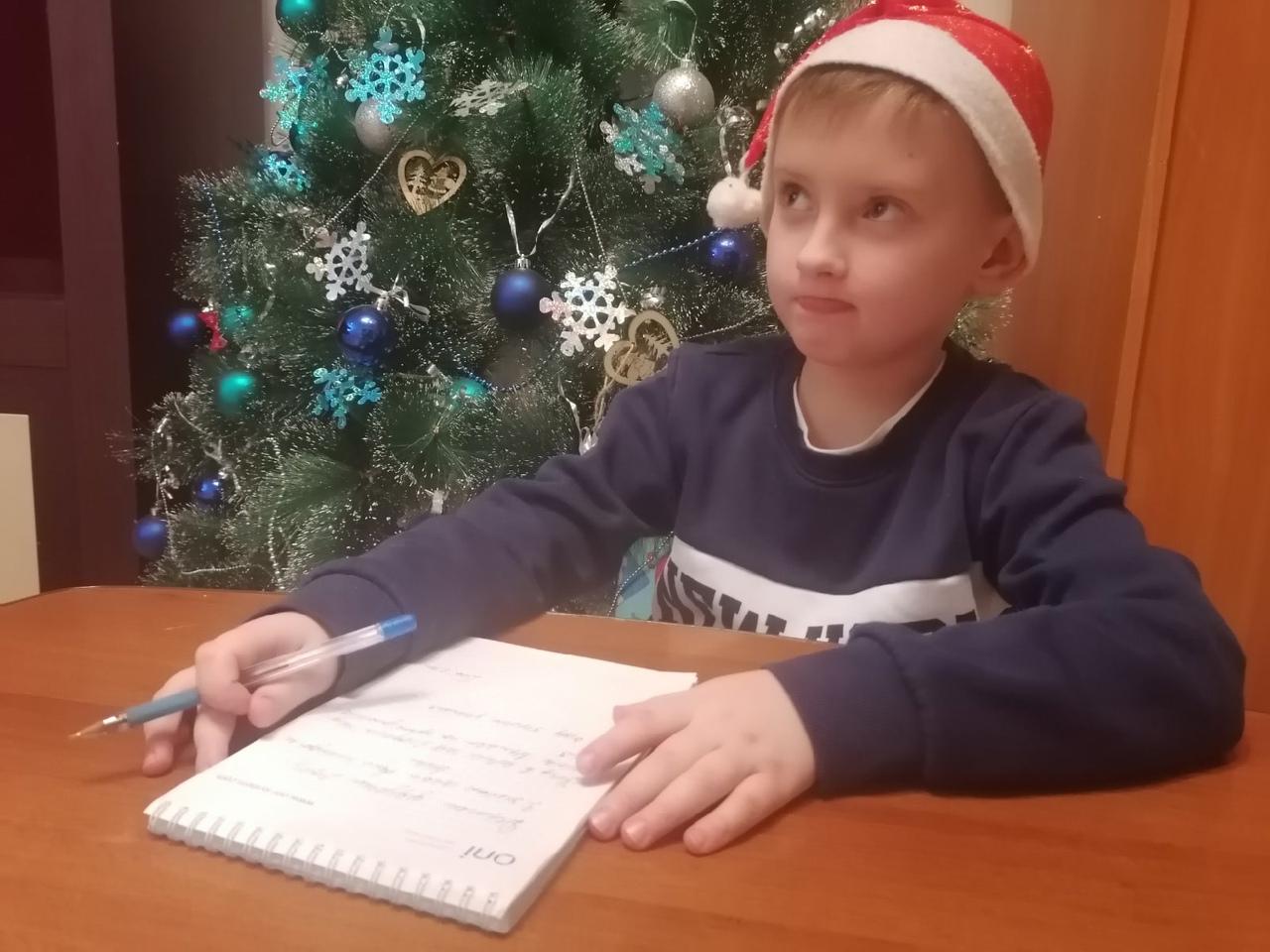 Что хотят получить в подарок от Деда Мороза дети из Кирово-Чепецка?