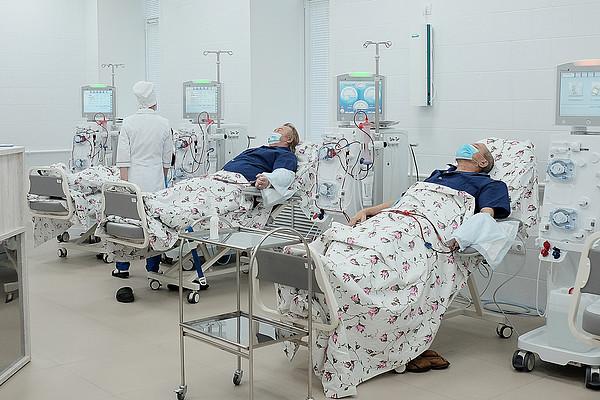 В Кирово-Чепецке планируют открыть отделение гемодиализа