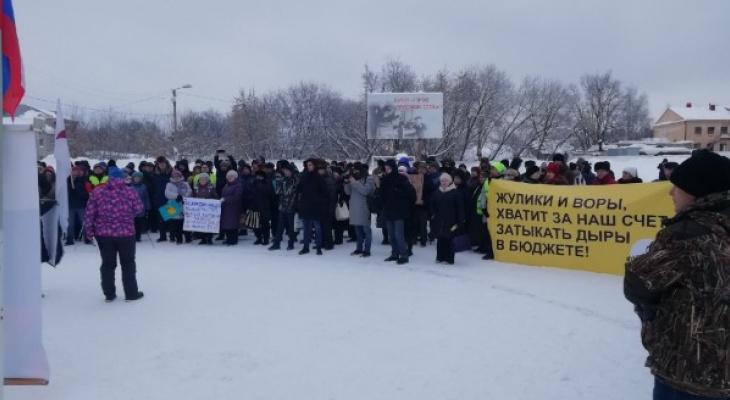 В России ужесточили наказание за неповиновение полиции на массовых мероприятиях