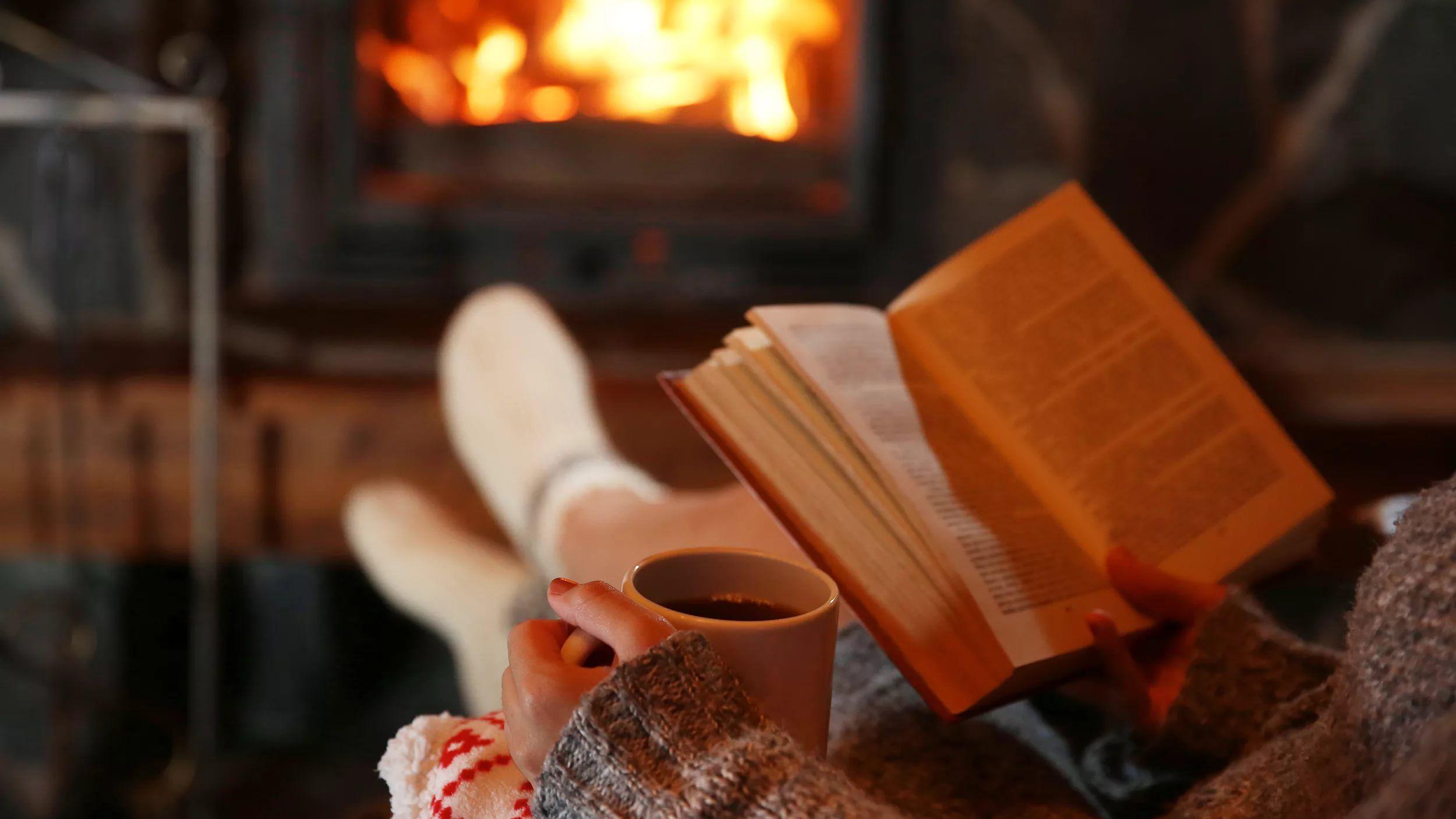 4 книги, которые создадут новогоднее настроение