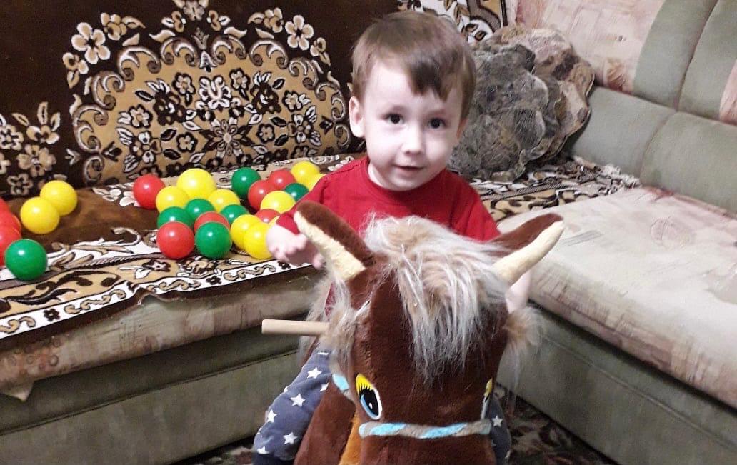 Аноним закрыл сбор на лечение Степы Заплаткина из Кирово-Чепецка, отправив более 100 млн