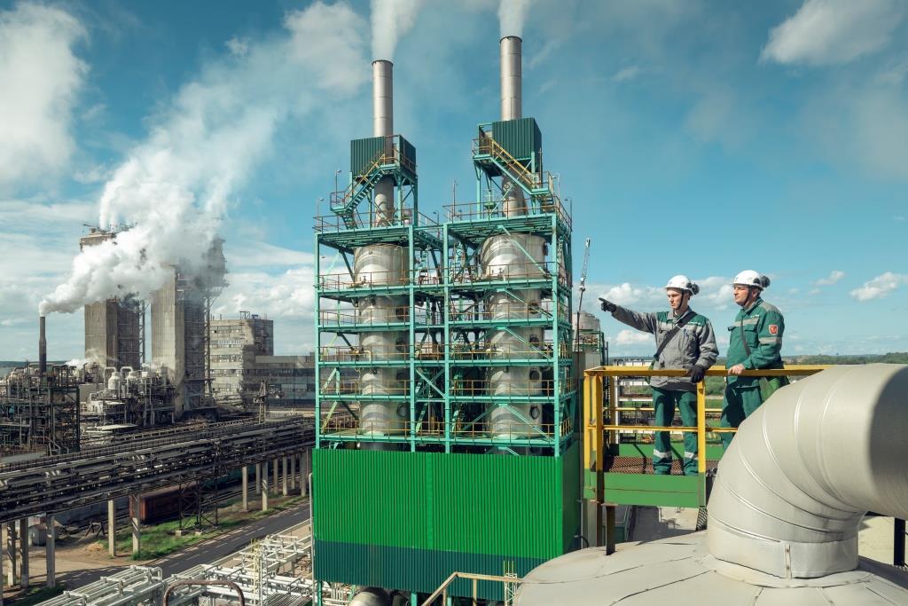«УРАЛХИМ» вложит 1,4 млрд рублей в инвестиционные проекты на кирово-чепецком производстве