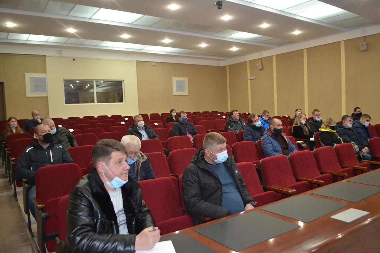 В апреле в Кирово-Чепецке стартует месячная уборка территории