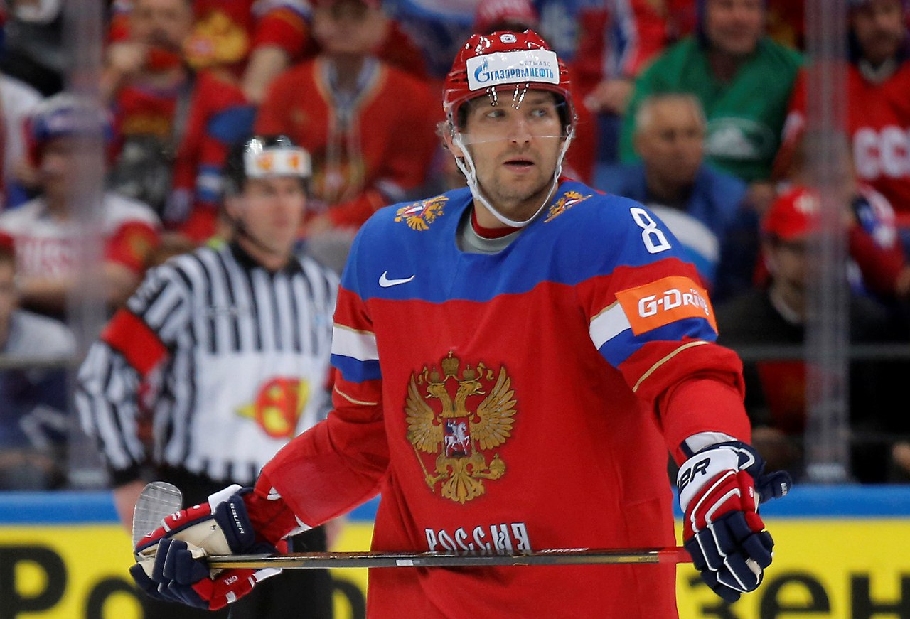Пятеро россиян вошли в топ-20 лучших игроков НХЛ