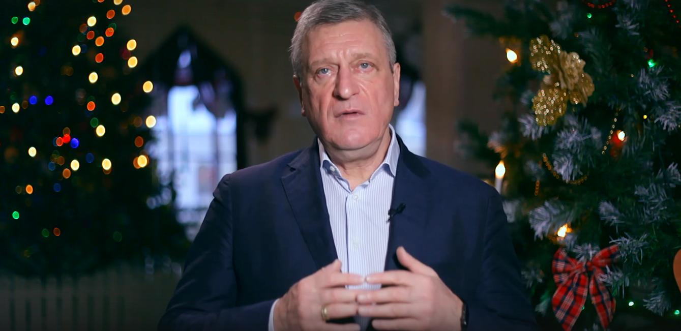 Новогоднее обращение губернатора Кировской области: видео