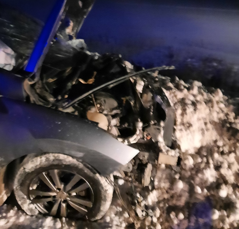 """""""Один человек погиб, еще три человека пострадали"""": под Чепецком произошло серьезное ДТП"""