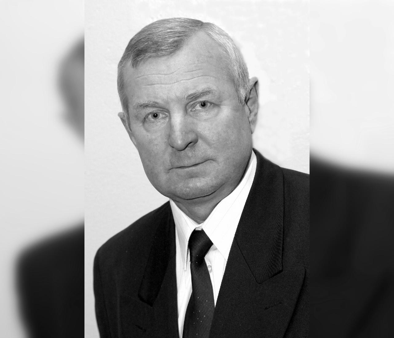 В Кирово-Чепецке умер заслуженный тренер РФ и игрок «Олимпии» Владимир Шамаров