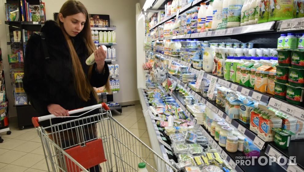 Из-за обязательной маркировки товара вырастут цены на молоко