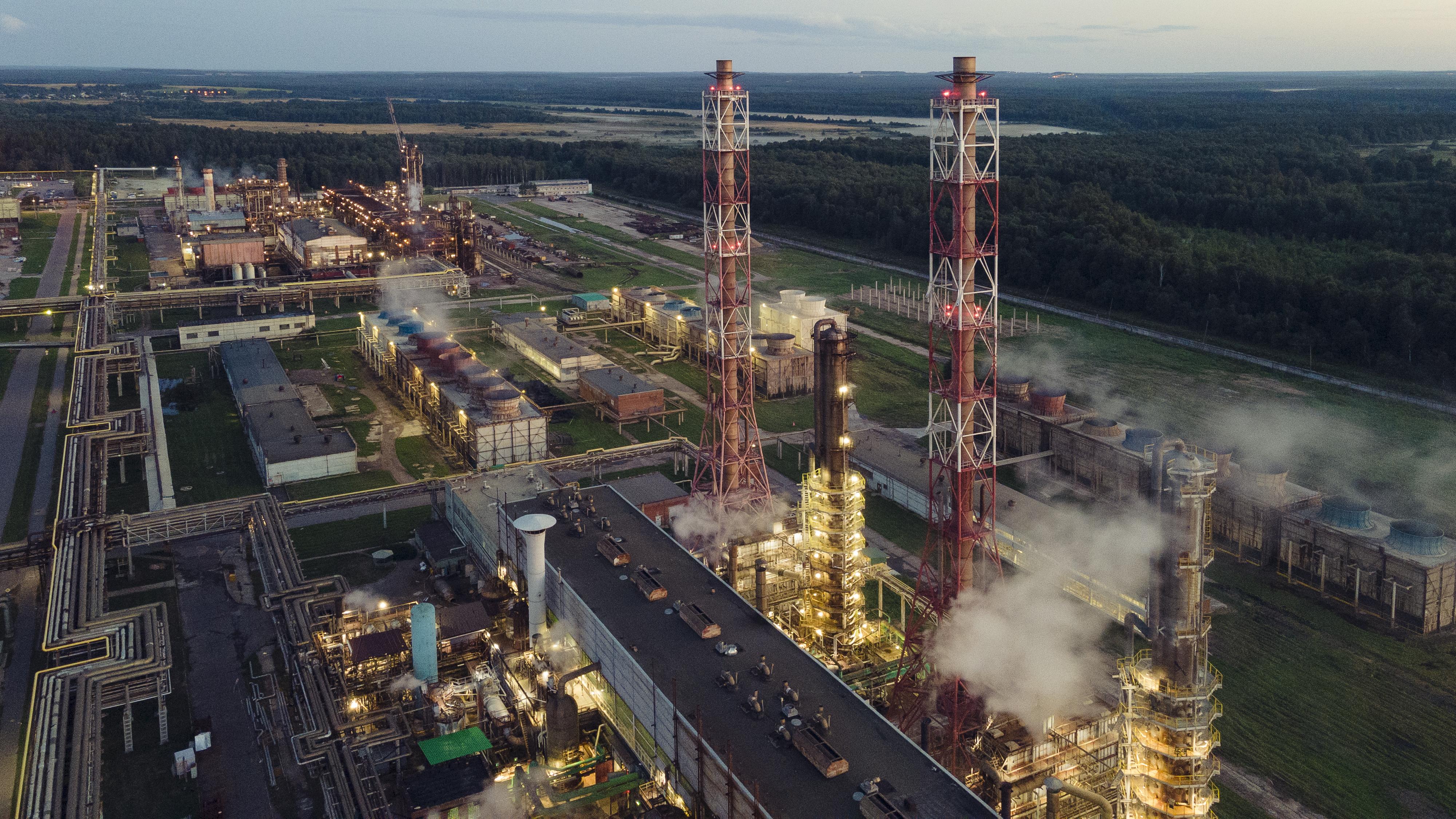 Филиал «КЧХК» компании «УРАЛХИМ» в 2020 году выпустил 2,7 млн тонн продукции