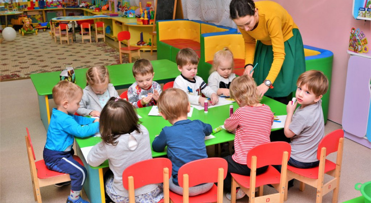 Известно, будут ли в Чепецке организованы дежурные группы в детсадах