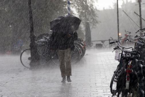 В Кирово-Чепецке объявили метеопредупреждение из-за опасных условий погоды