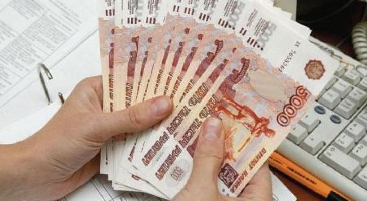 """В Кирово-Чепецке работодатель """"задолжал"""" 12 работникам зарплату на 675 тысяч рублей"""
