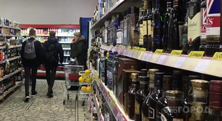 В Кирово-Чепецке будут продавать алкоголь на 2 часа дольше