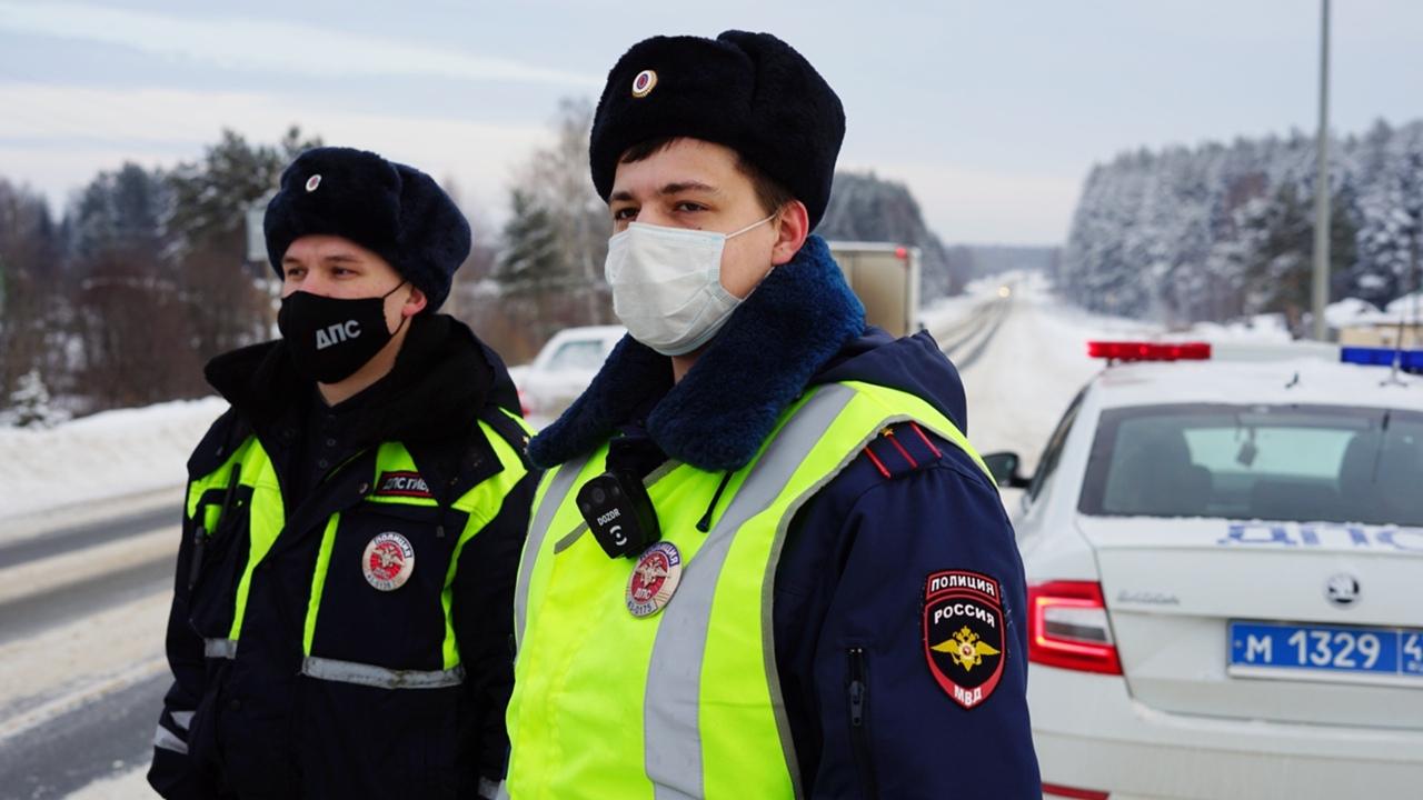 В Кирово-Чепецке будут работать дополнительные наряды ДПС
