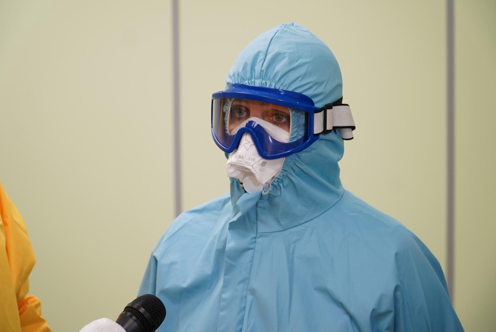 В минздраве рассказали о новых случаях заражения COVID-19 в Кирово-Чепецке и области