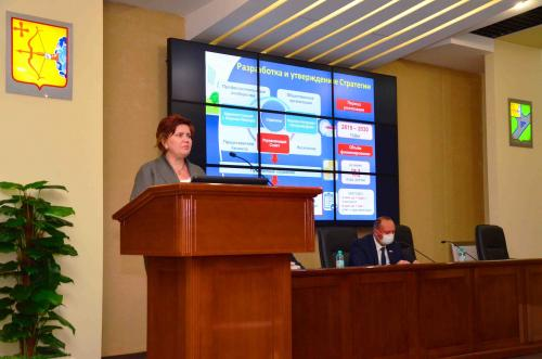 Глава Кирово-Чепецка Елена Савина отчиталась о доходах и имуществе