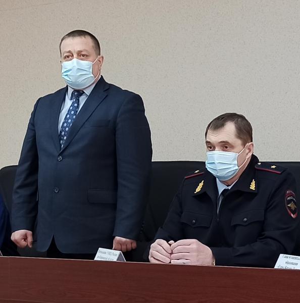 В Кирово-Чепецке назначен новый начальник отдела полиции