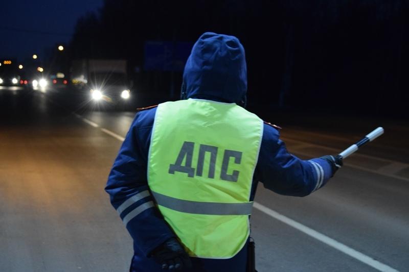 31 января в Кирово-Чепецке на дорогах будут дежурить участковые и автоинспекторы