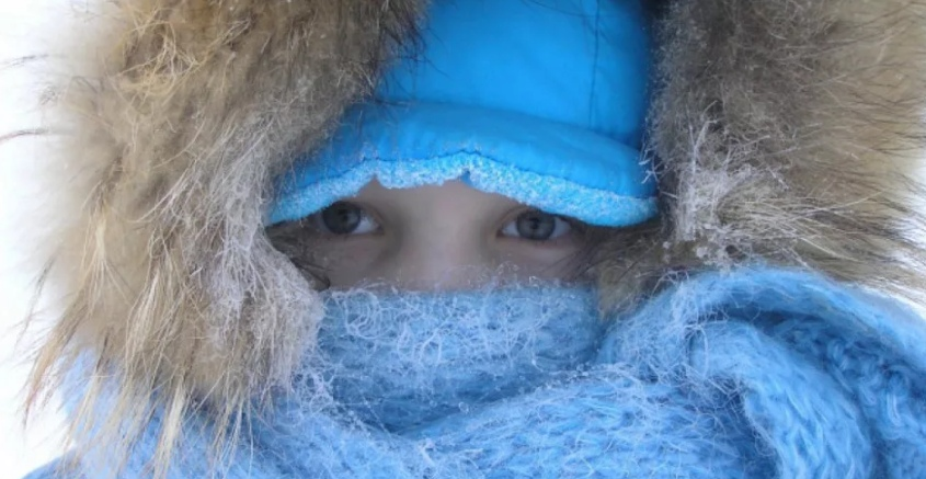 На выходных в Кирово-Чепецке похолодает до -26 градусов