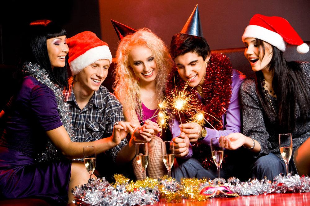 6 идей, как необычно встретить Новый год