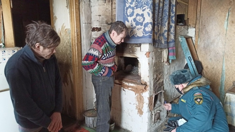 В кирово-чепецких селах ввели особый противопожарный режим