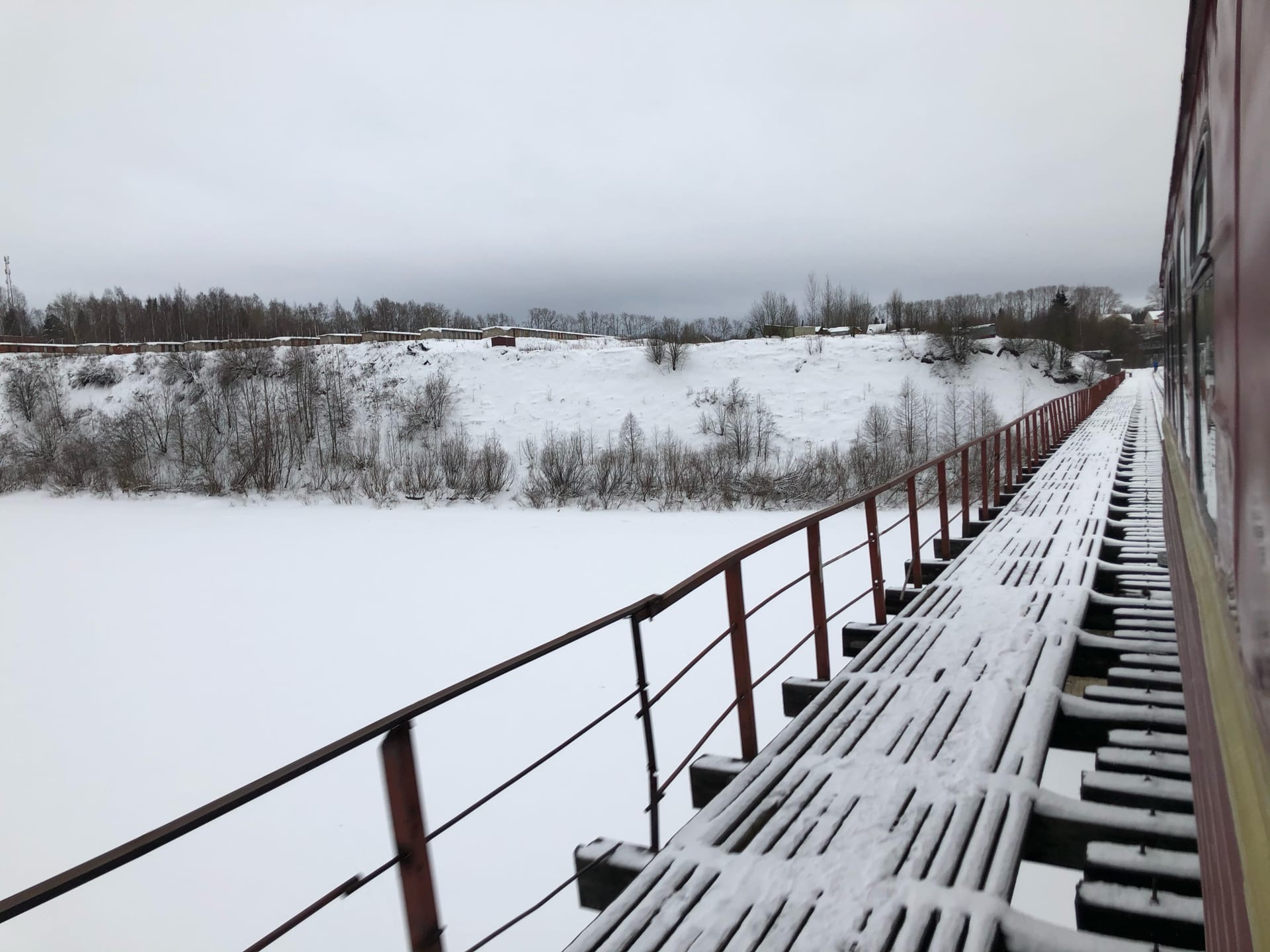 В воскресенье, 14 февраля, чепчан ждет небольшое потепление