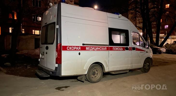 В Кирово-Чепецке 8-летняя девочка выпала из окна на третьем этаже