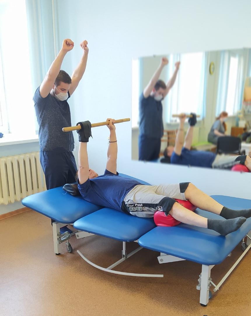 Кировское протезно-ортопедическое предприятие проводит курс реабилитации для пациентов