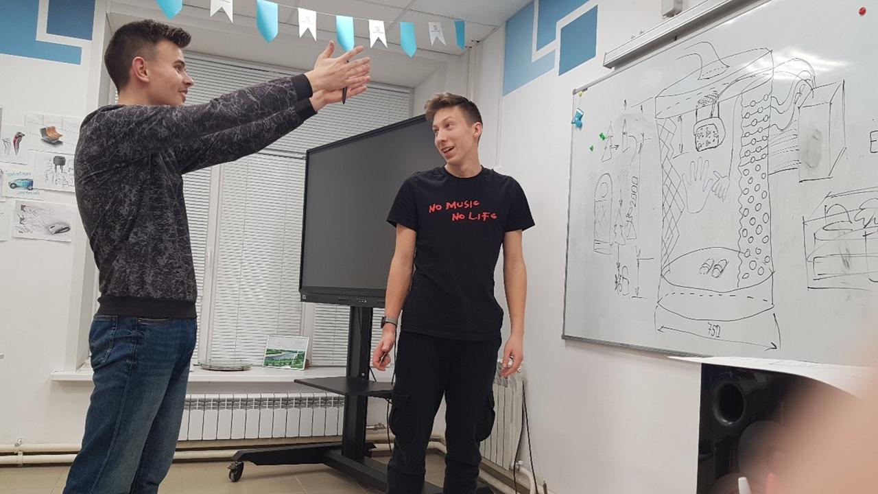 Душ для космонавтов от юных изобретателей из Кирово-Чепецке оценил бортинженер МКС