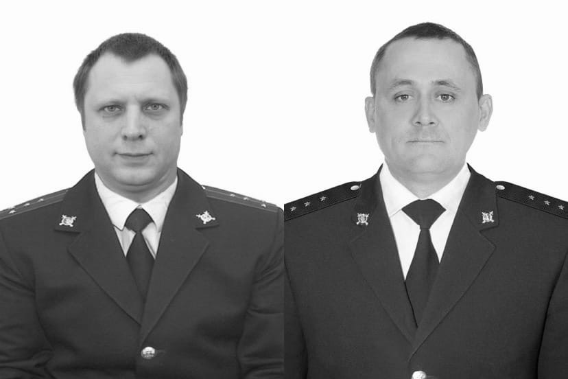 Известны имена полицейских, погибших в тройном ДТП в Кирово-Чепецком районе