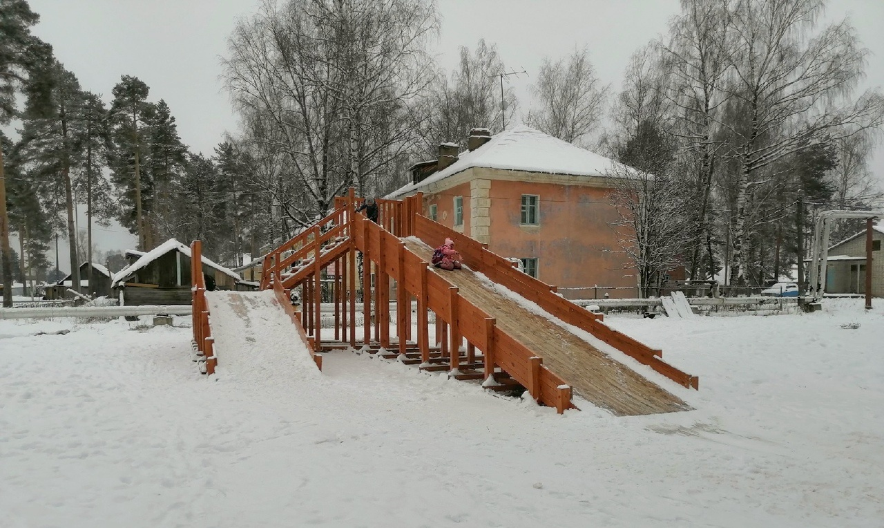 Бесплатные развлечения в Кирово-Чепецке в новогодние праздники: горки и катки