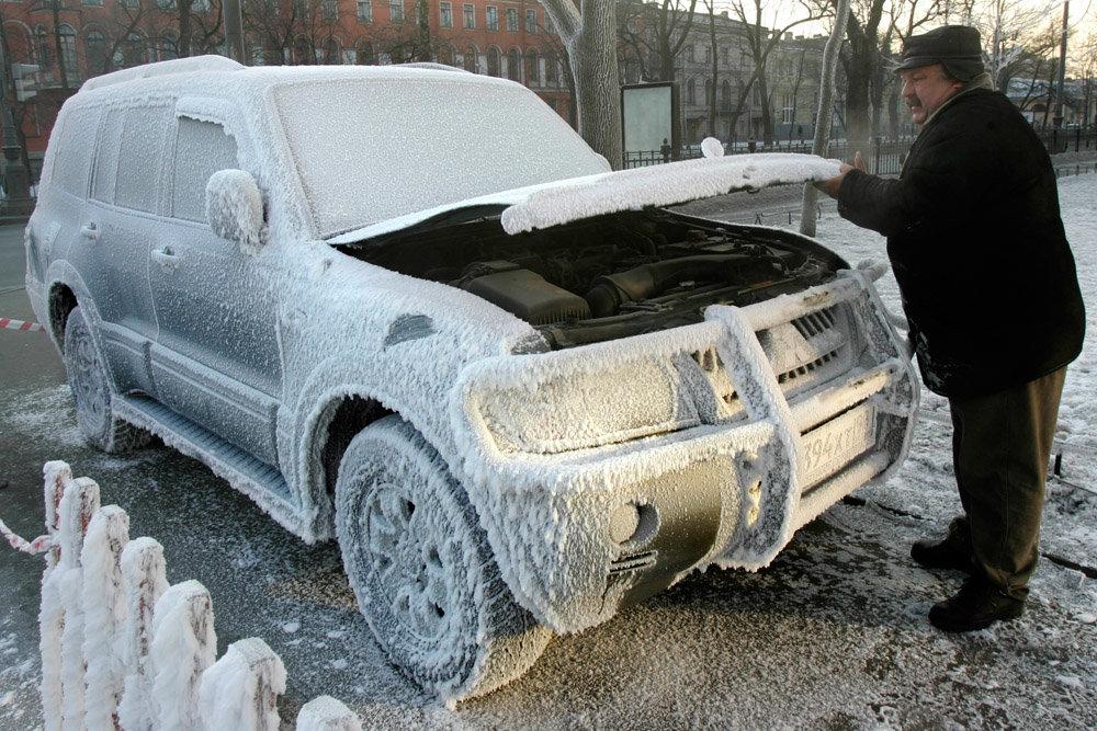 Советы от эксперта: как нужно заводить автомобиль в мороз