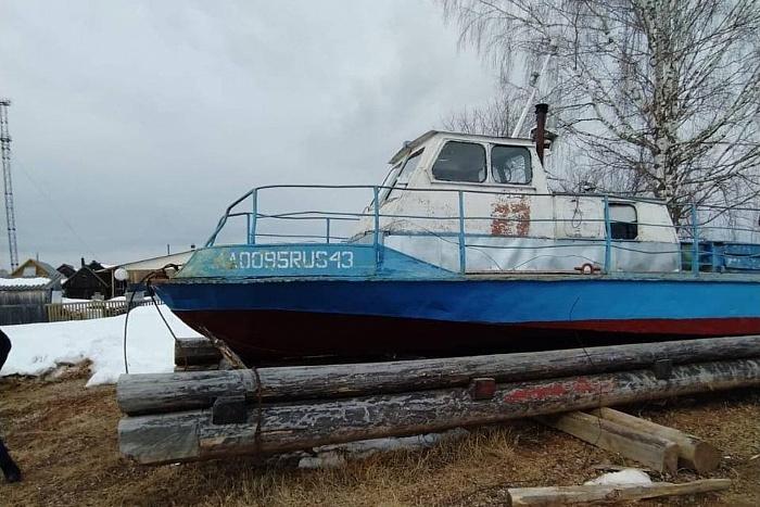 Из-за половодья в Кировской области закрыли движение по шести мостам