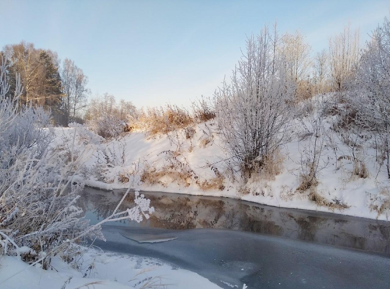 На выходных ожидаются снегопады: известен прогноз погоды в Кирово-Чепецке